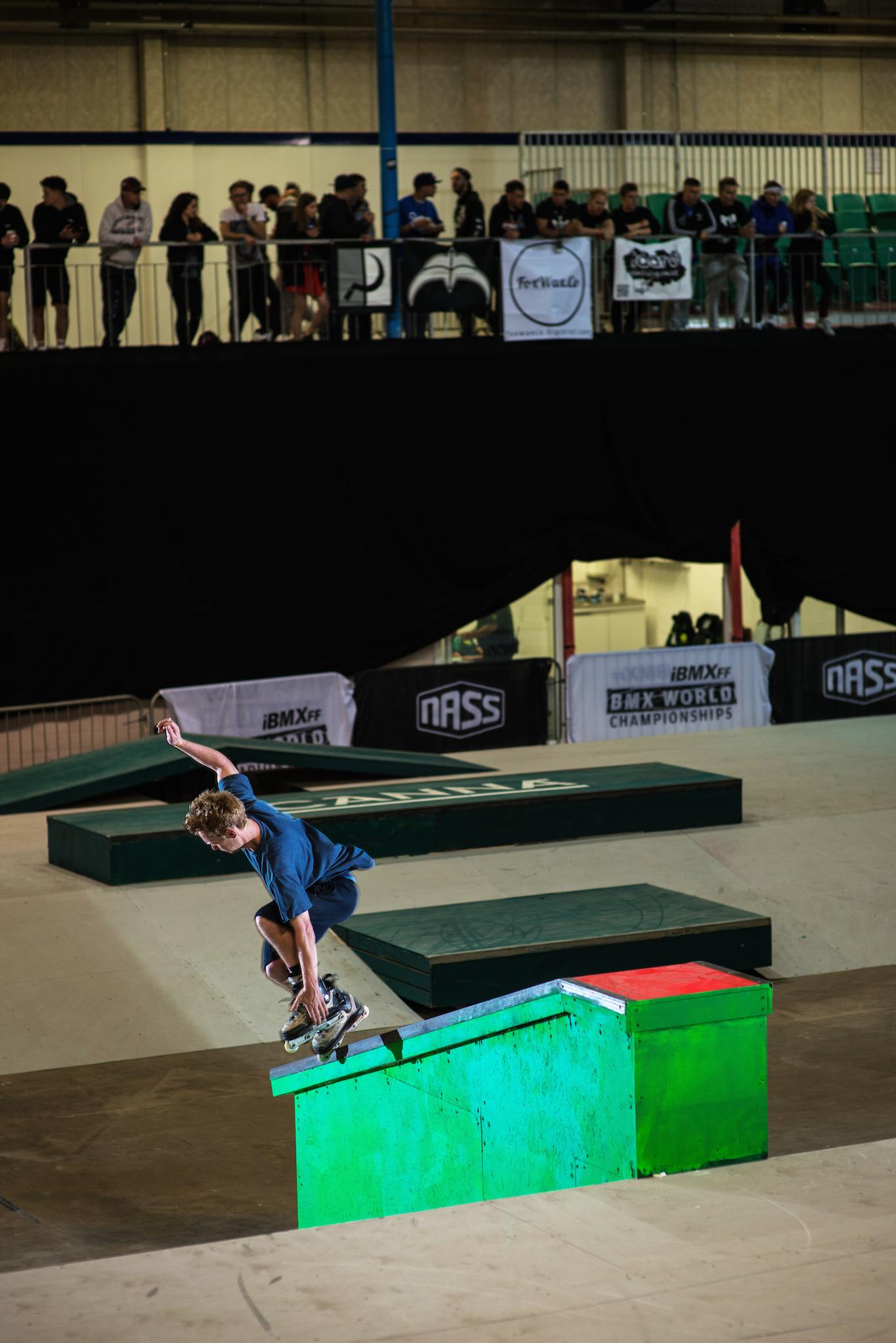 James Bower - Back Fastslide