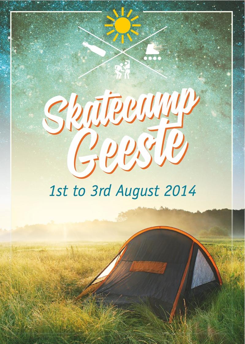 Flyer Geeste 2014 X3 front