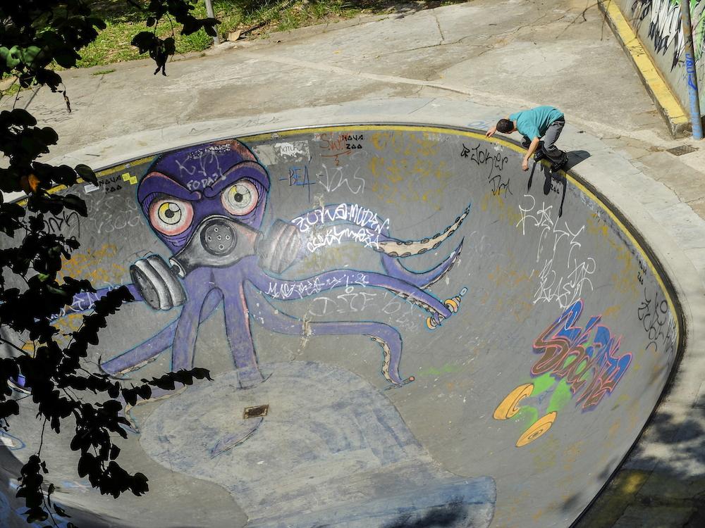 Rolling BH Skate 02