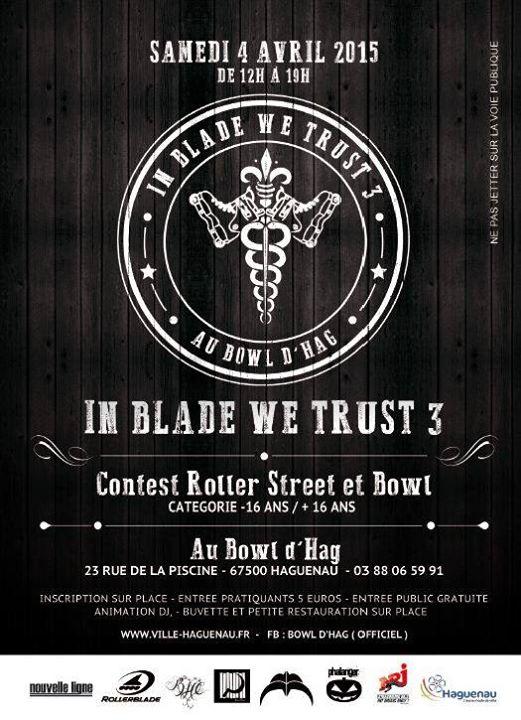 In Blade We Trust