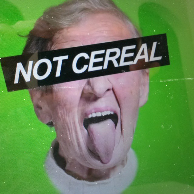 Not Cereal