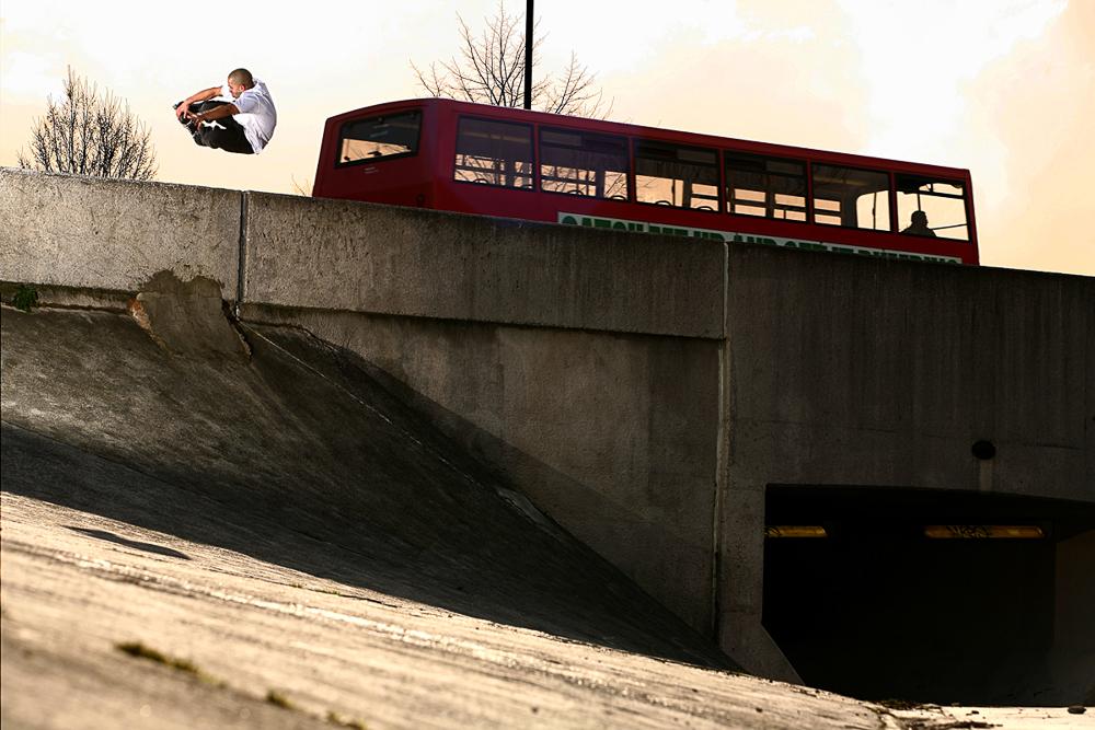 Leon Humphries, London - Location, Clapham
