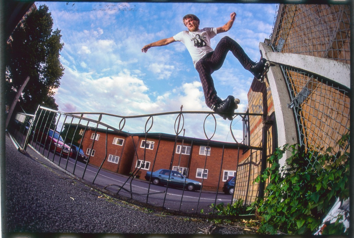 charles dunkle, royale wallride topsoul, london