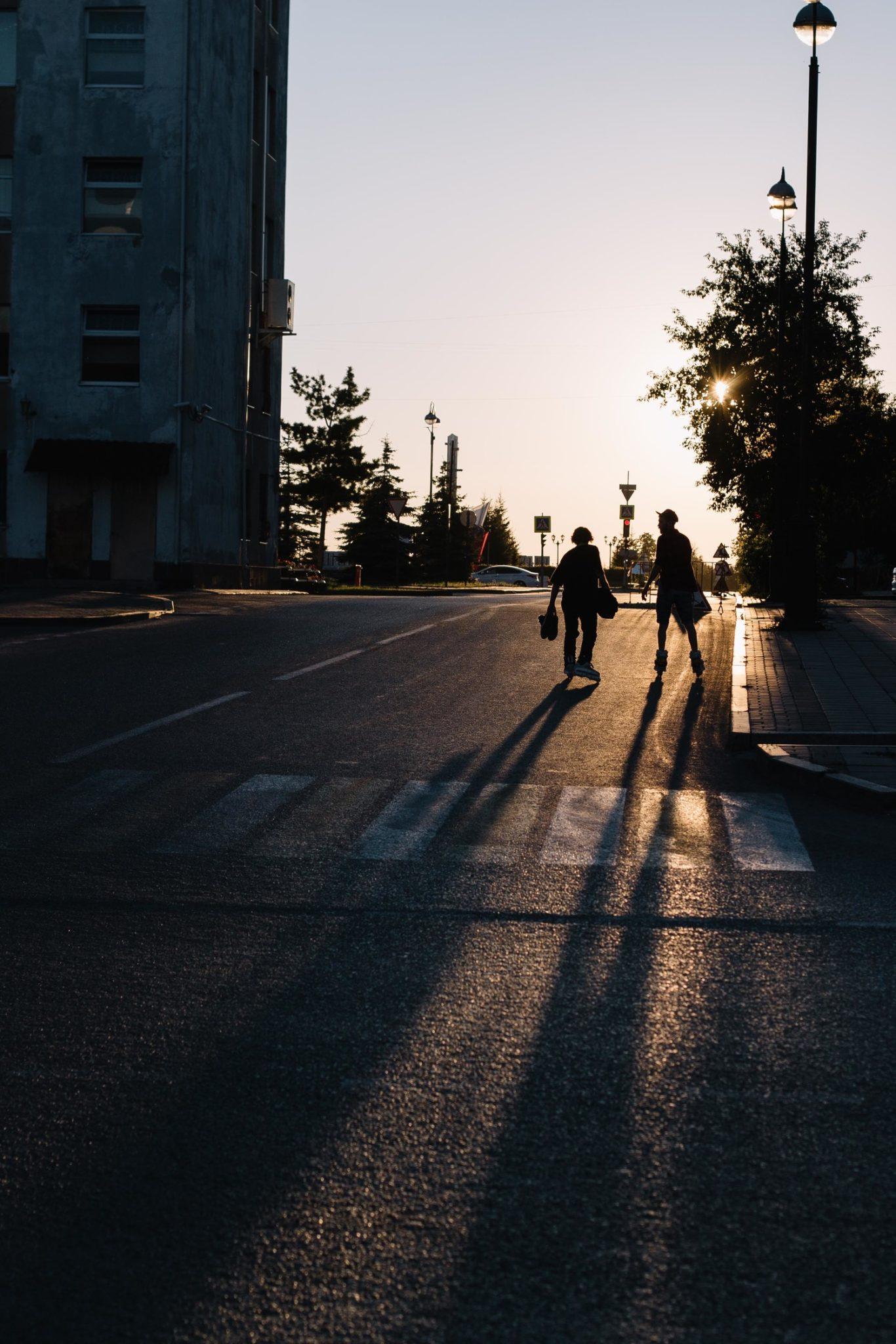 Sunset Tabolsk