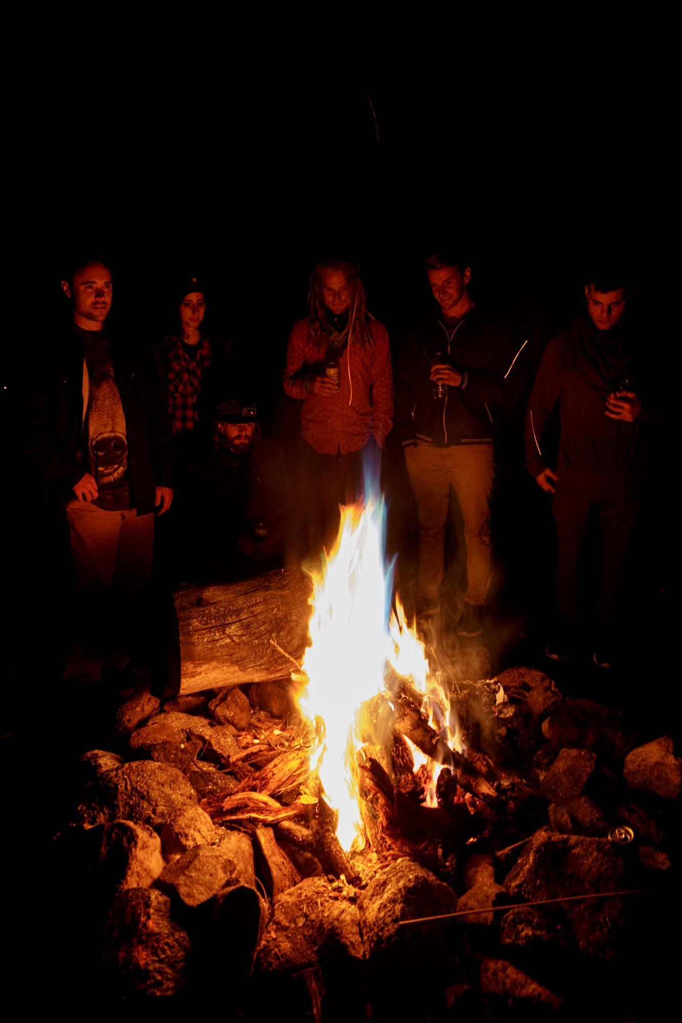 13-Colorado-Road-Trip-2016-Enjoying-The-Fire-Kuhn