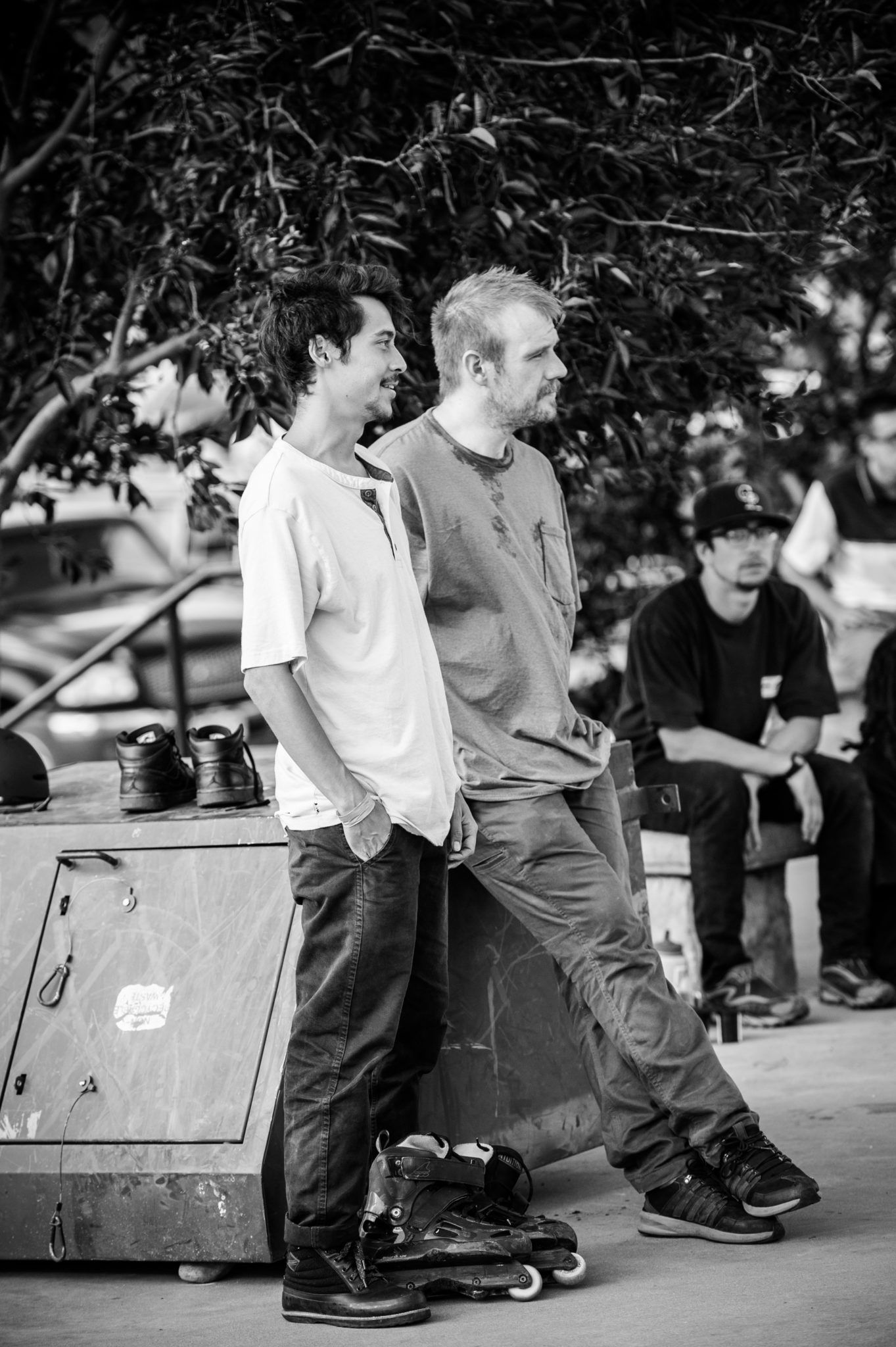 Sean Keane,Justin Barr