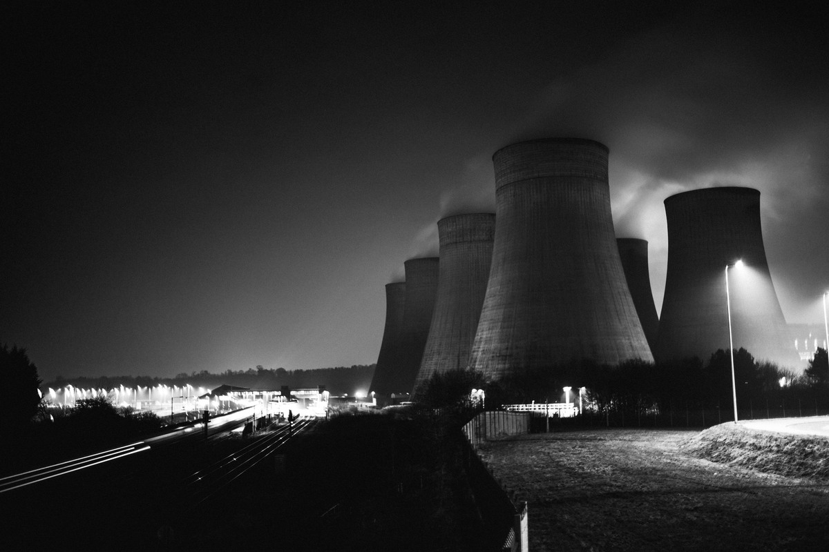 14 Coal Plant East Midlands Parkway Photo Jack Toibin