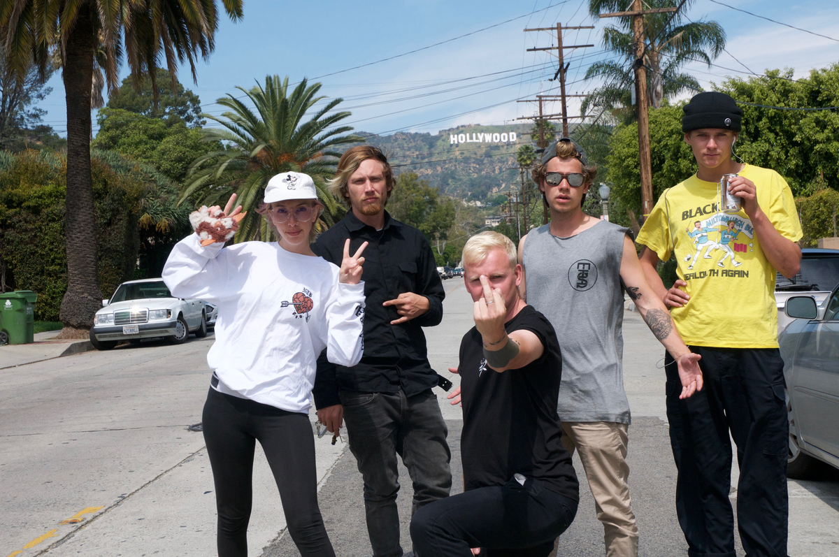 the crew hollywood