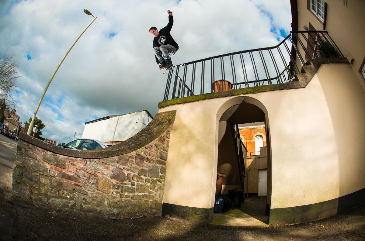 Mathew Brown - Saftey Drop In