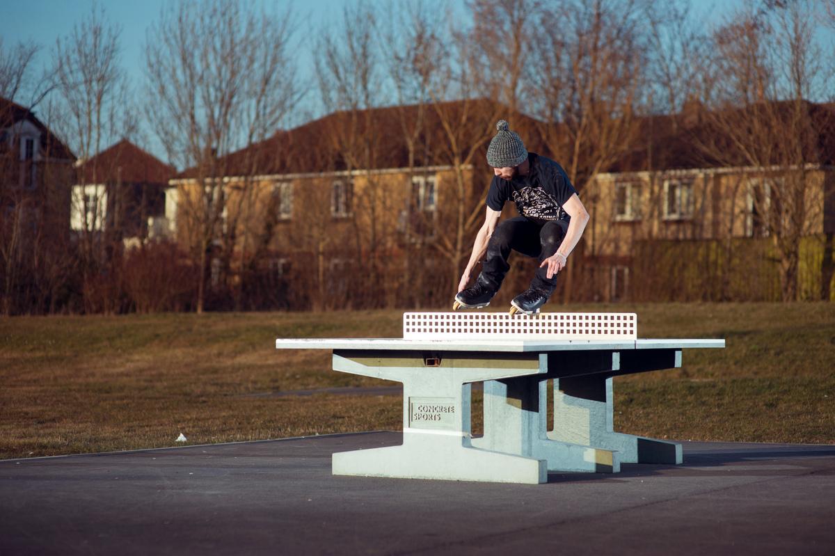 Matt Woods - Backslide