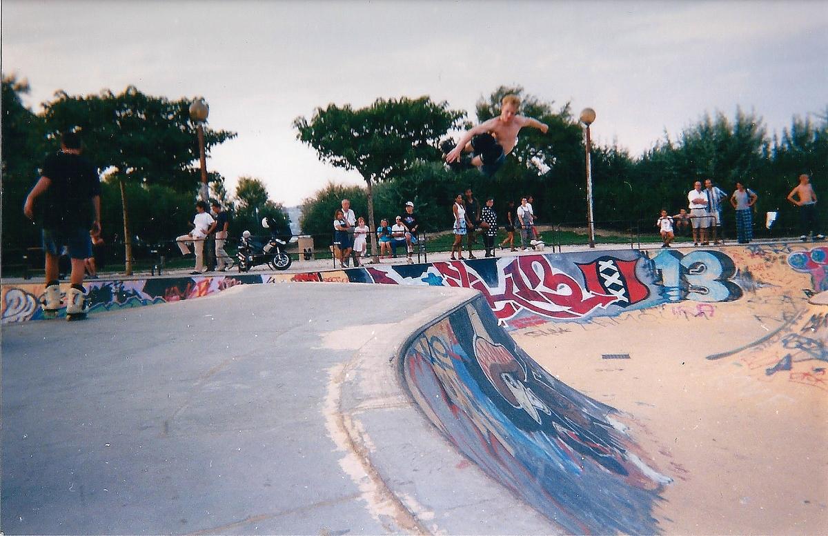 Remy Mute Marseille 1998JPG