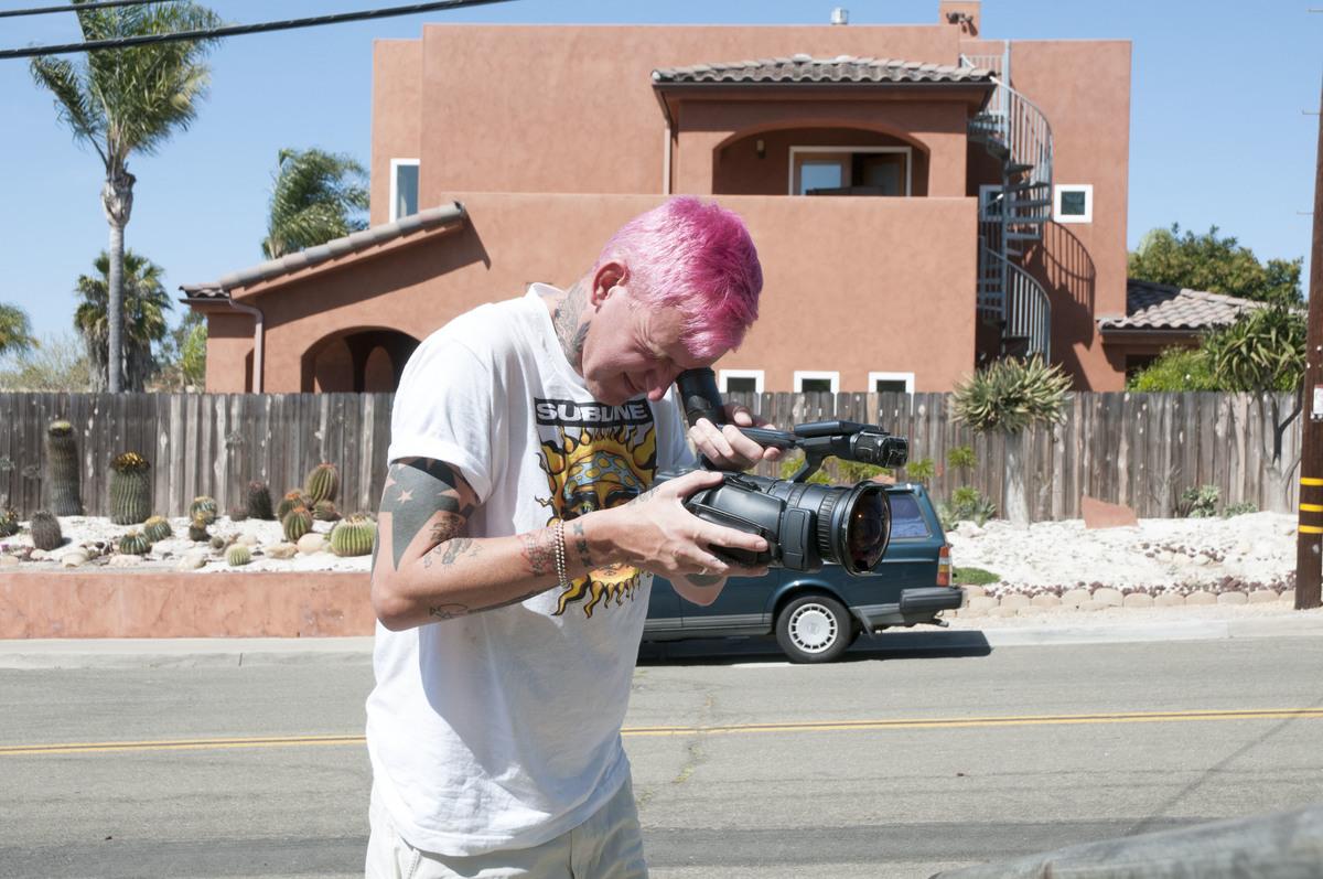 cavin filming
