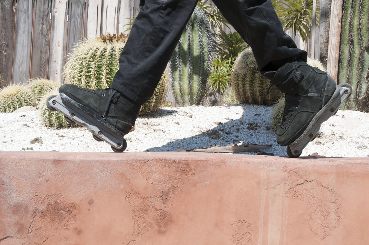 levi feet cactus