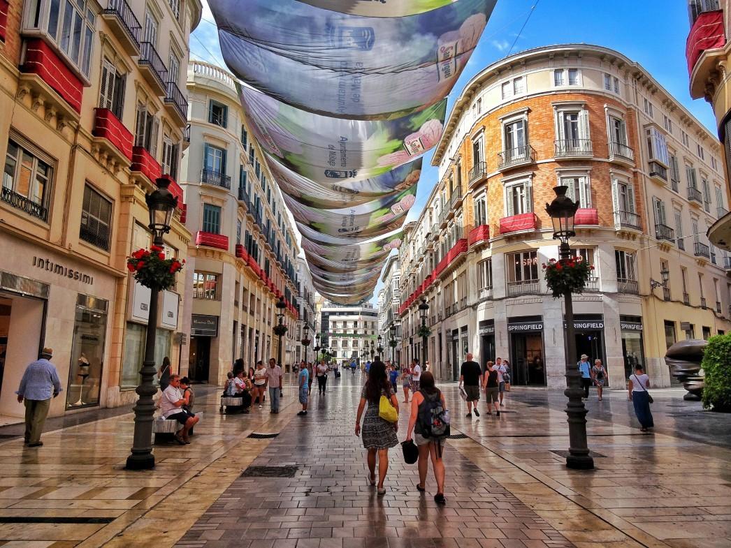 Malaga-center