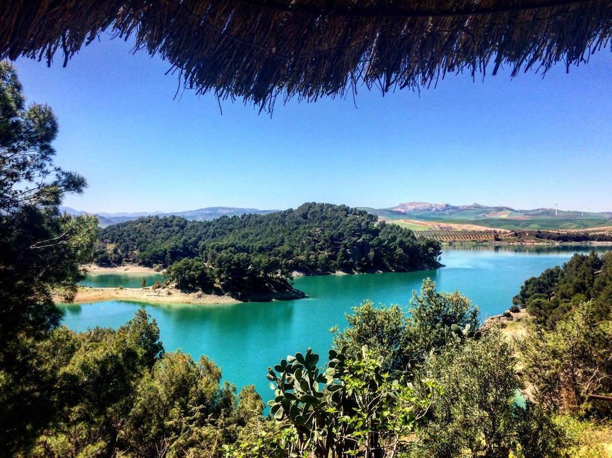 ardales lake adventrue