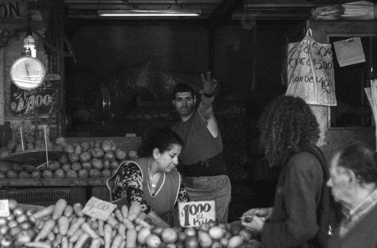 market By Matias Veras