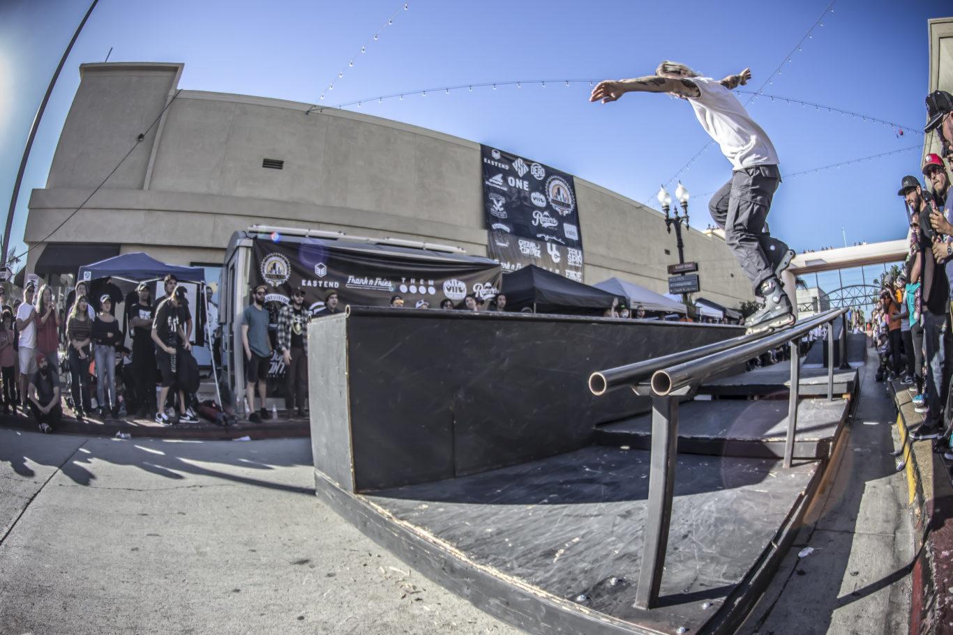 ALEX BROSKOW - Backside Fastslide (BeMag)