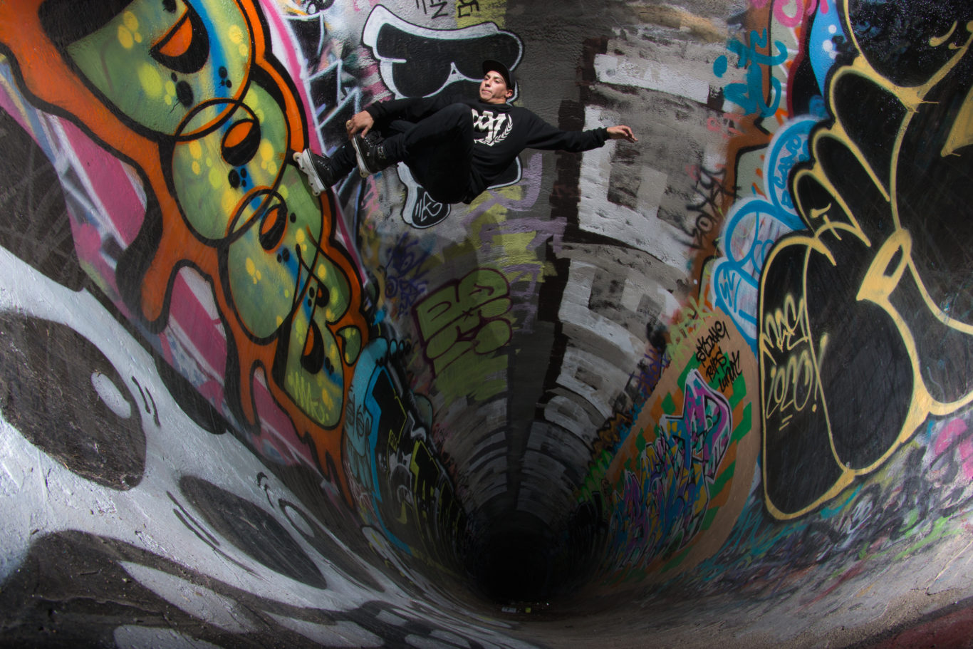 Victor Arias - Wall Stall - Photograph by Erick Garcia