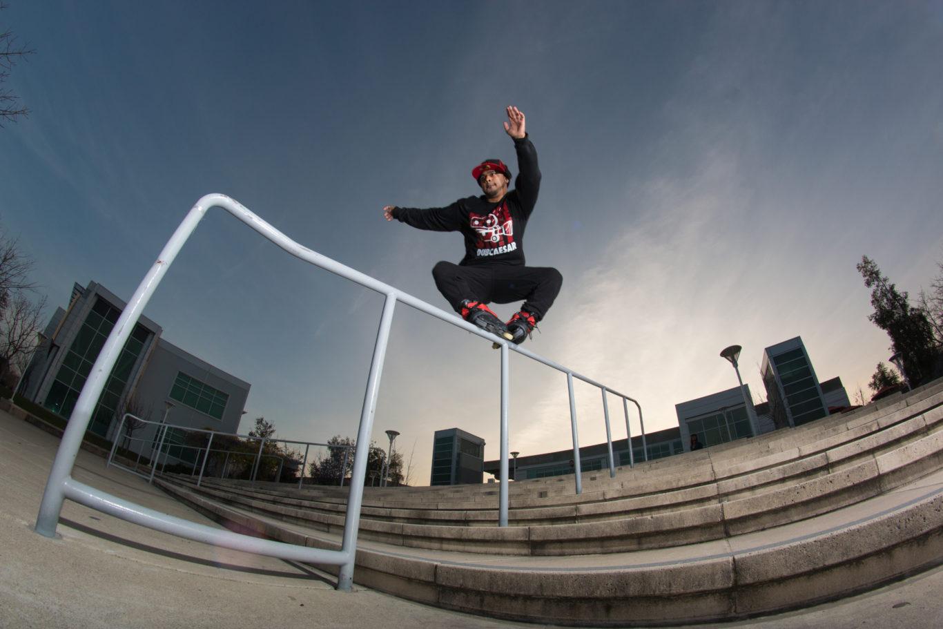 Vinny Minton - Top Mistrial - Photograph by Erick Garcia
