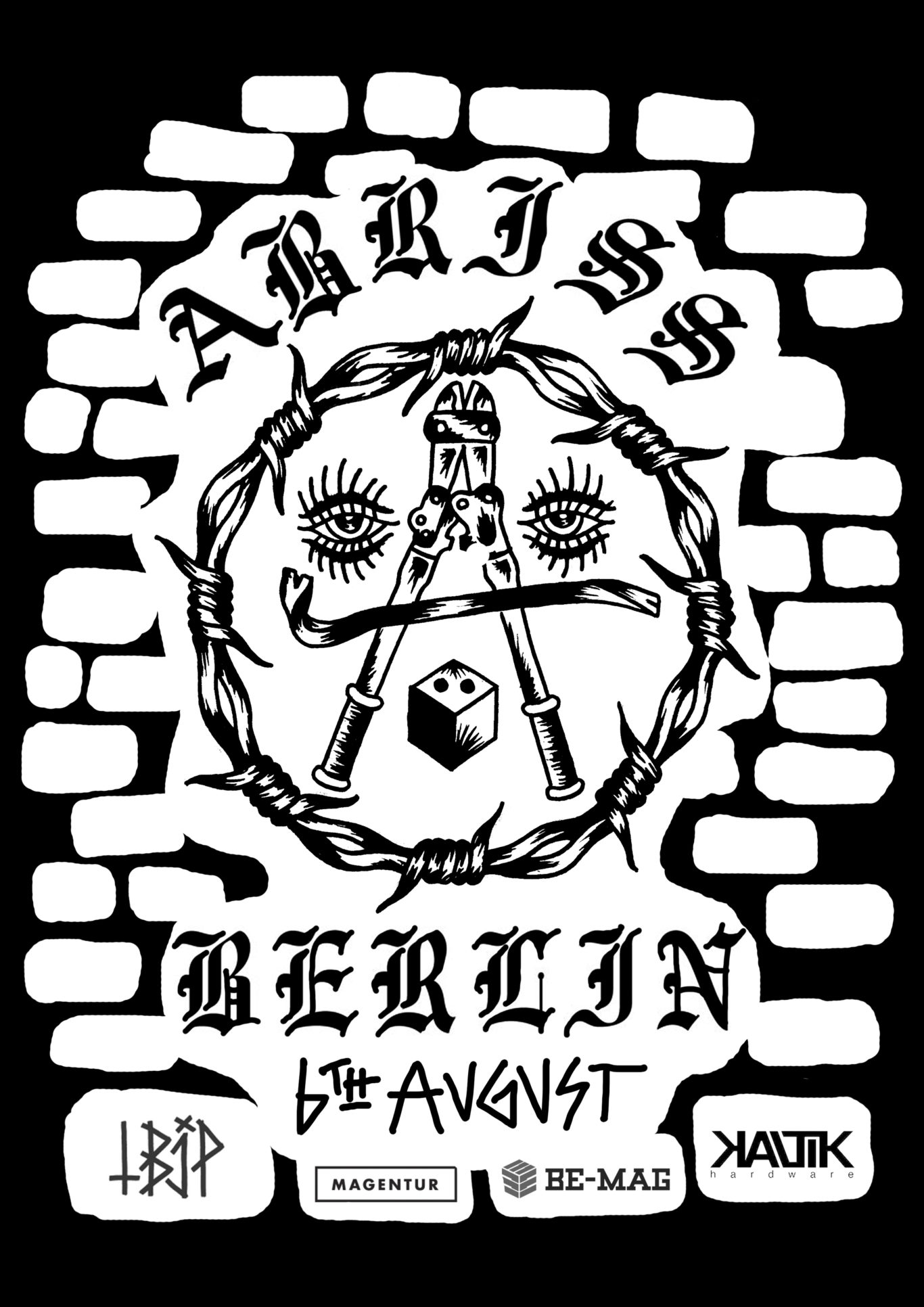 Abriss II - Poster