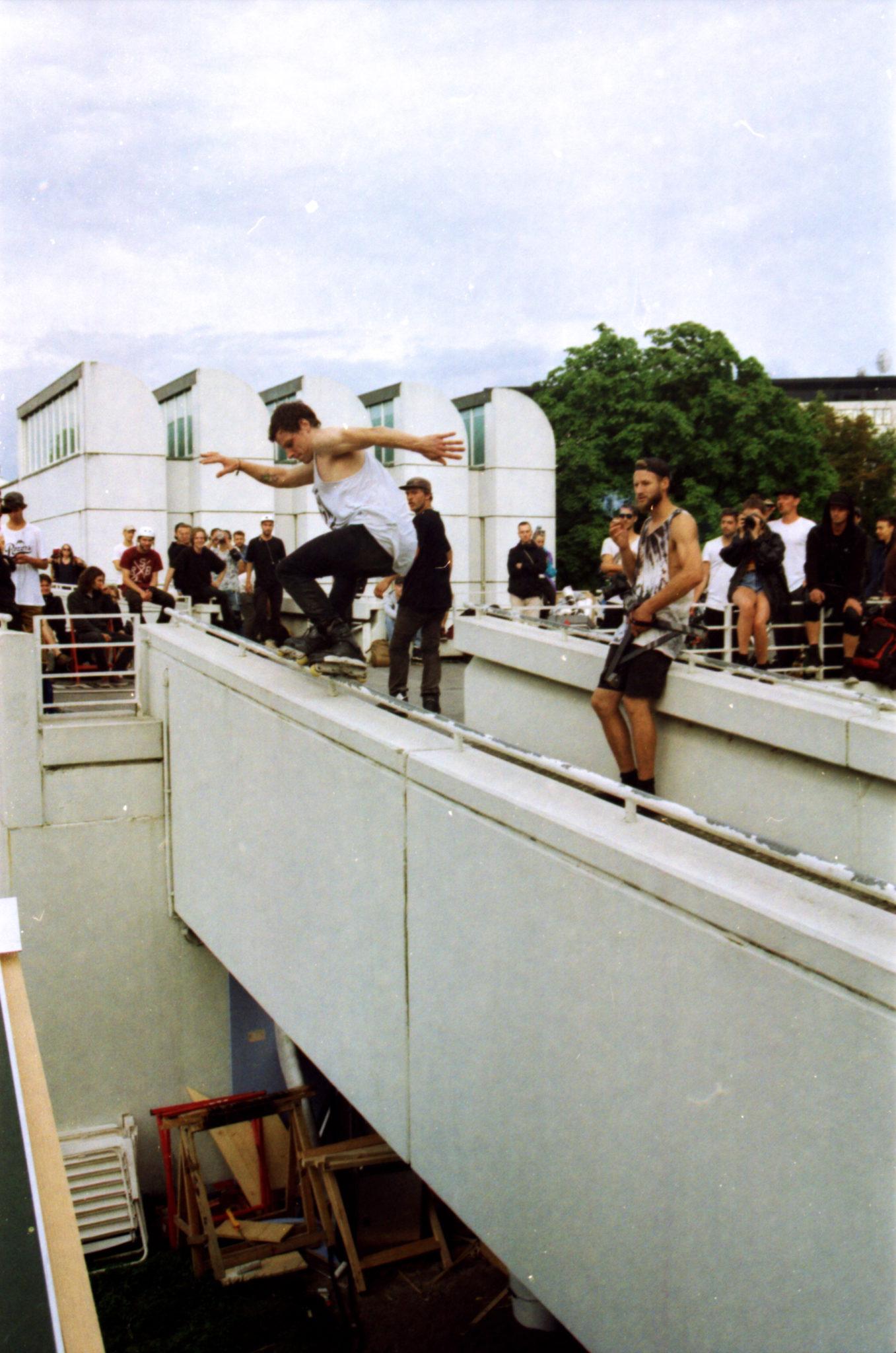 Abriss III - Dave Mutschall Kindgrind