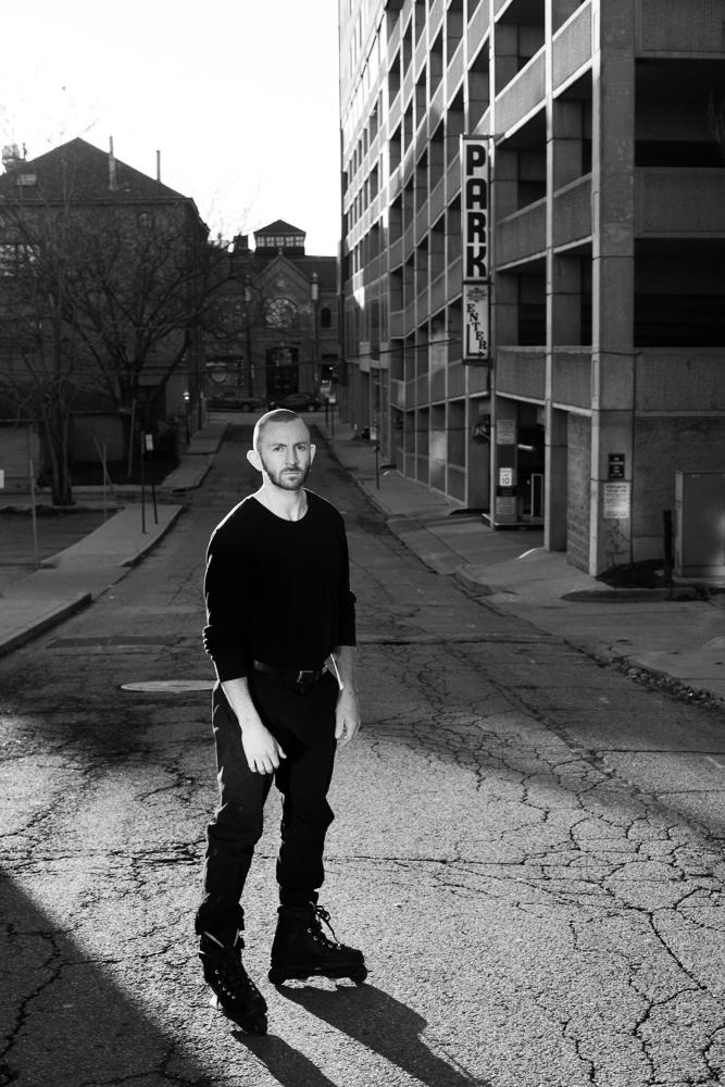 Stefan - portrait Photo Kyle Wood
