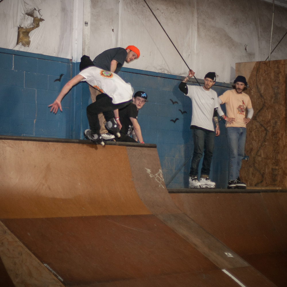Cory Miller - Backslide - Photo by Kyle Wood