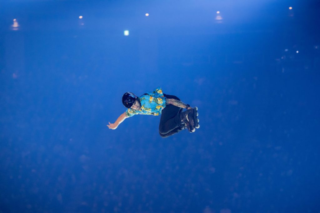 Photograph by Mark Watson for Nitro Circus